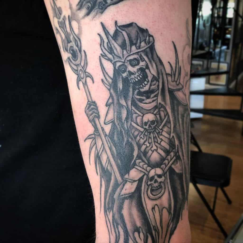 lich dungeons and dragons tattoos jacquialberts