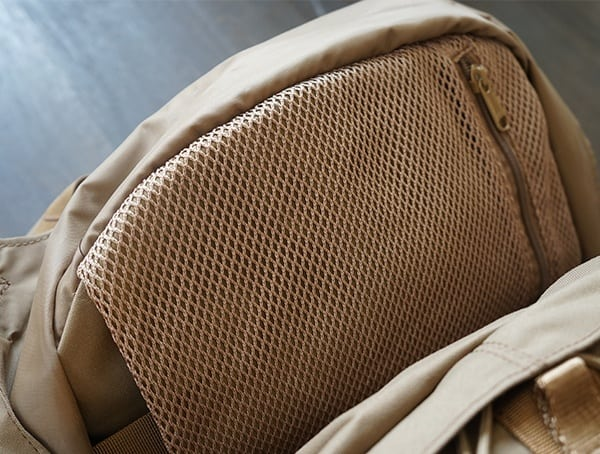 Lid Mesh Compartment With Zipper Kelty Eagle Backpack