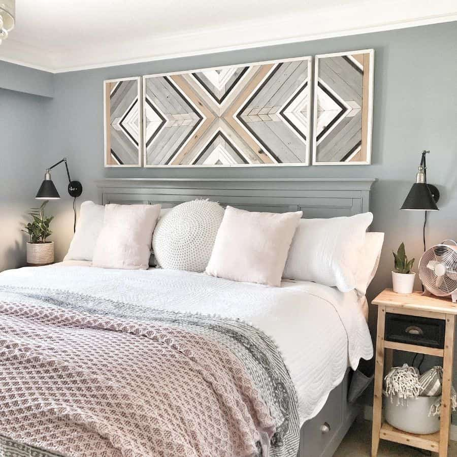 light and airy interior cozy bedroom ideas crateno.8
