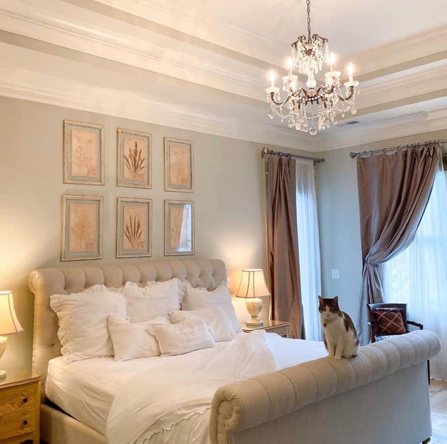 light and cozy romantic bedroom ideas hostesstoday