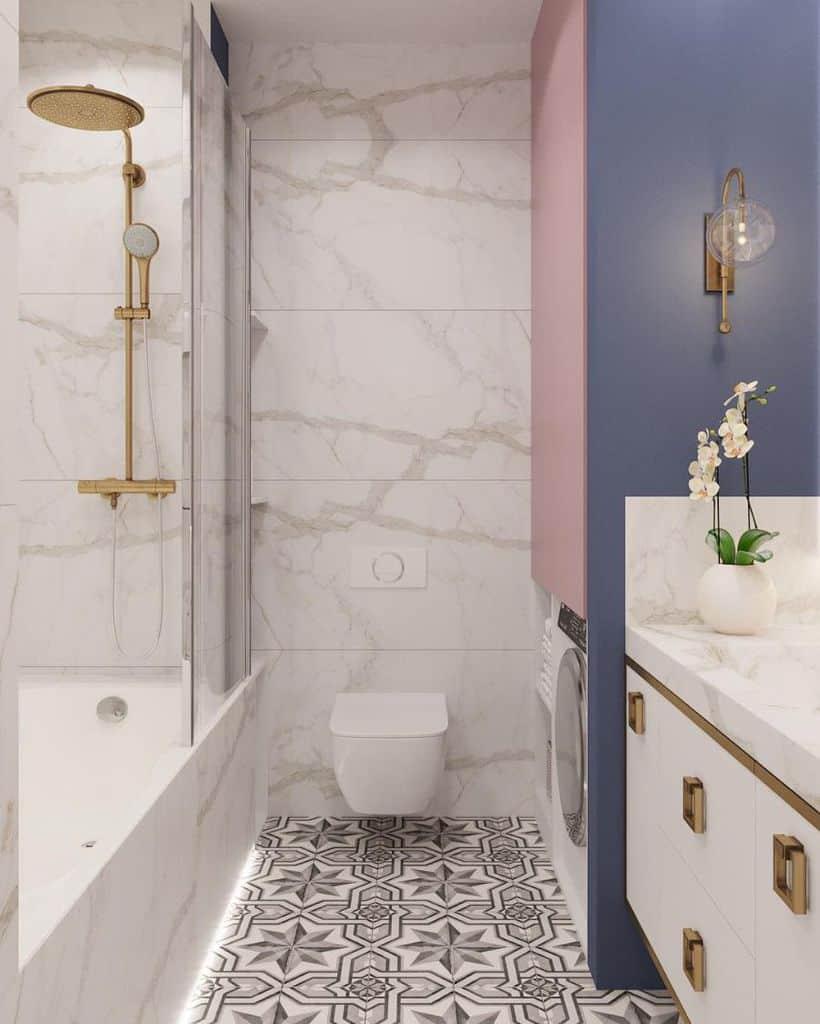 Light Color Bathroom Color Ideas 2 Kovalevalena