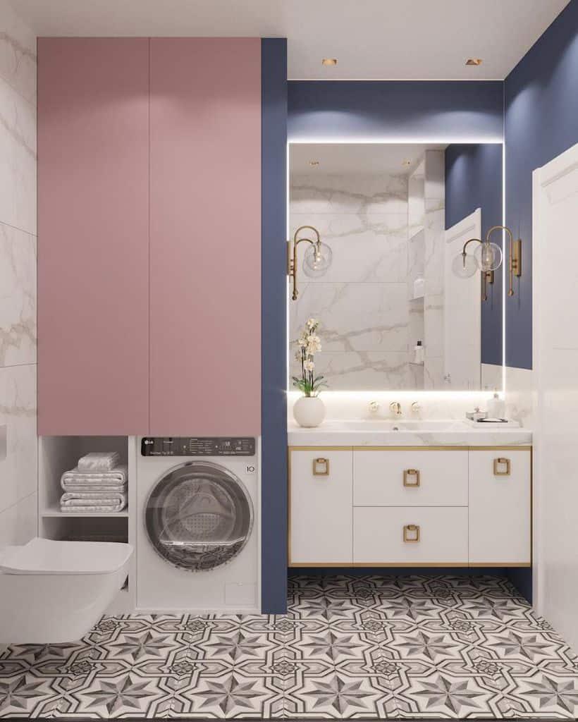 Light Color Bathroom Color Ideas 3 Kovalevalena