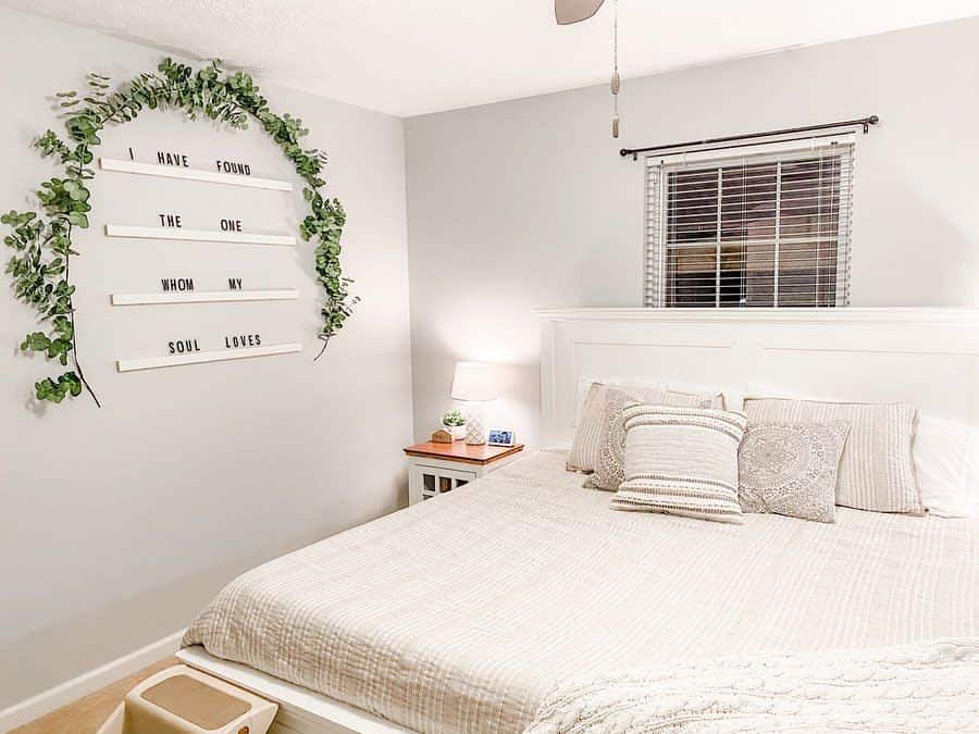 Light Color Bedroom Paint Colors Kali Weisenberger