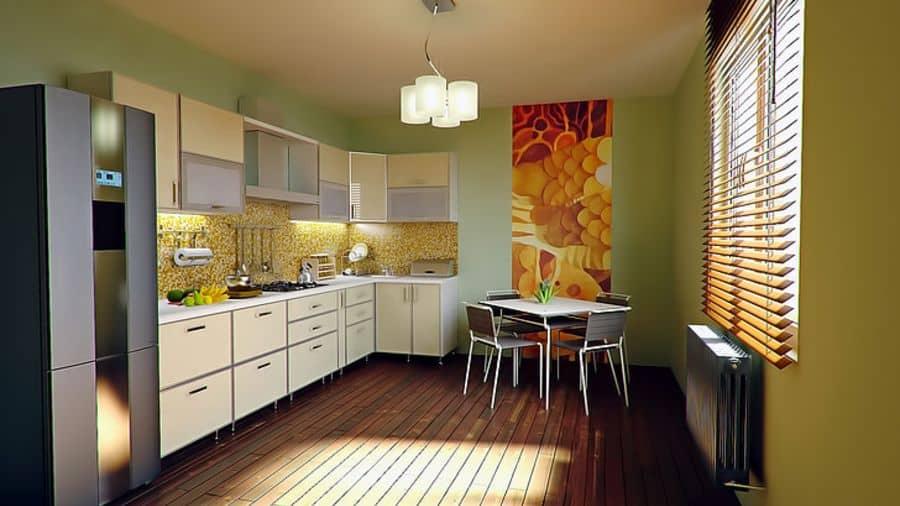 Light Color Kitchen Paint Colors 2