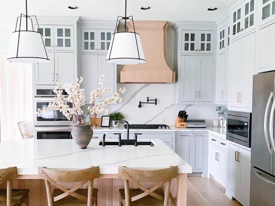 Light Color Kitchen Paint Colors Theredfernhome