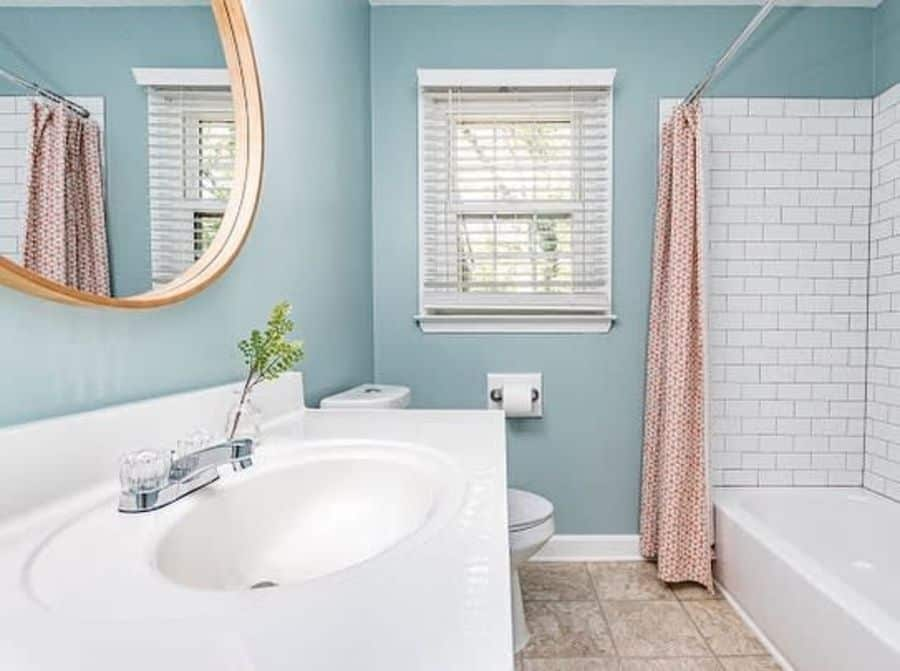 Light Color Small Bathroom Paint Ideas Andersonpainting