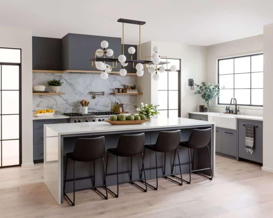 Light Fixtures Modern Farmhouse Kitchen Lodesigns