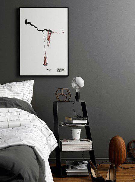 Light Grey Bedroom Ideas