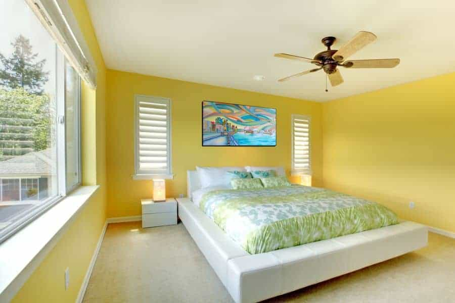 The Top 57 Yellow Bedroom Ideas – Interior Home and Design
