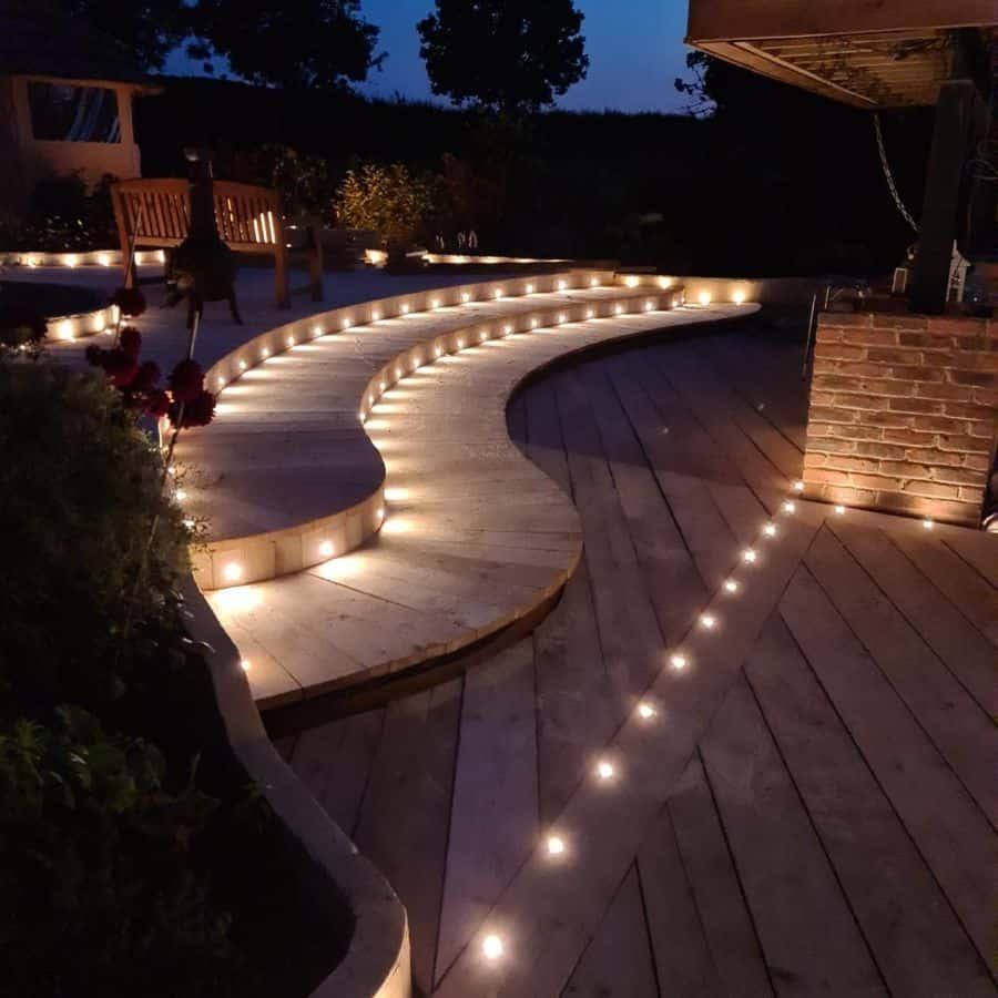 lighting garden decor ideas a_wolds_lifestyle
