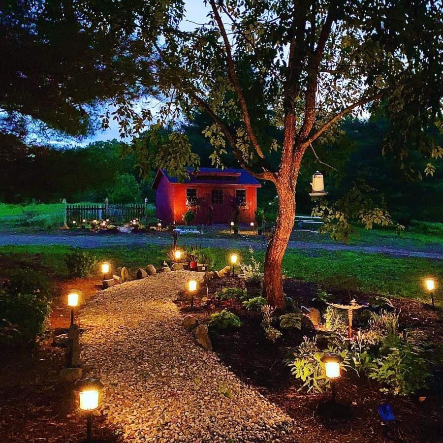 lighting garden decor ideas madiganridgefarm