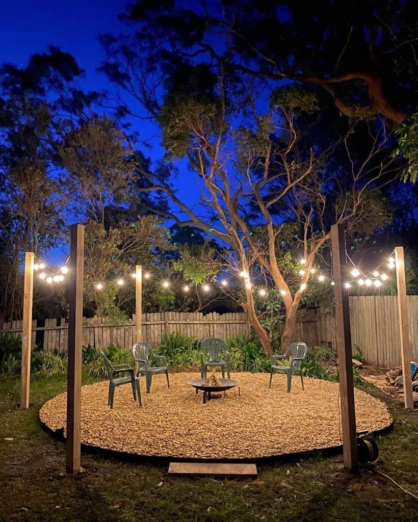 lighting garden decor ideas silvermerecoastalretreat