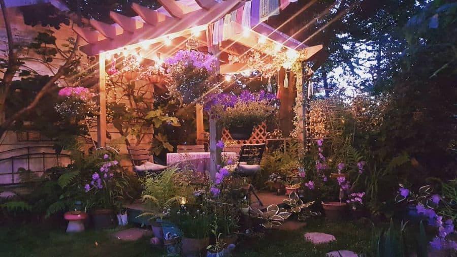 lighting garden decor ideas the_graveyard_witch