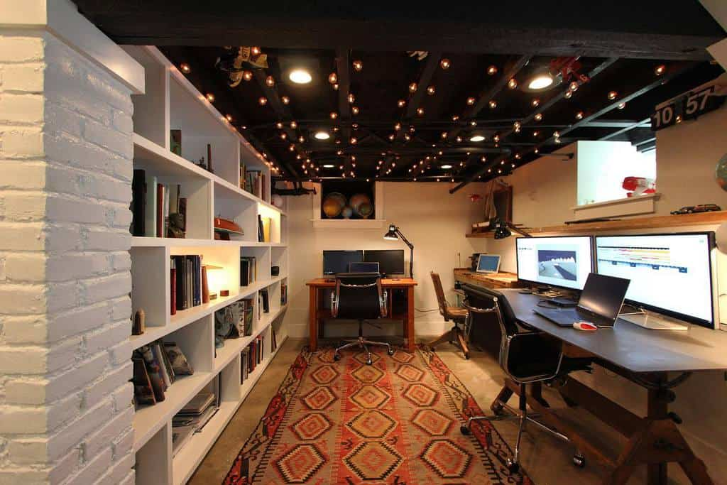 lighting low basement ceiling ideas bobeckbuilt
