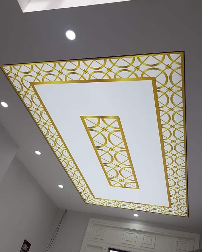 lighting low basement ceiling ideas gergi_tavan_modelleri
