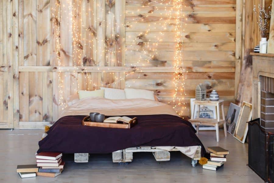 lighting romantic bedroom ideas 3