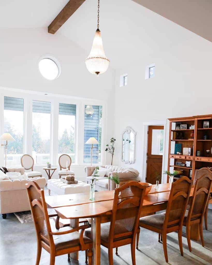 lightning dining room ideas stylizednest