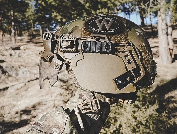 Lightweight Composite Shell Team Wendy Exfil Ballistic Sl Helmet Review