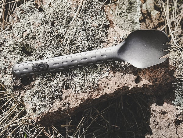 Lightweight Gerber Devour Multi Fork Field Test Outdoors