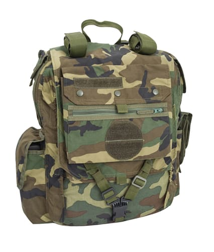 Lillian Rose Military Daddy Tactical Baby Diaper Bag For Men