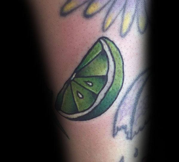 Lime Tattoo Ideas For Men