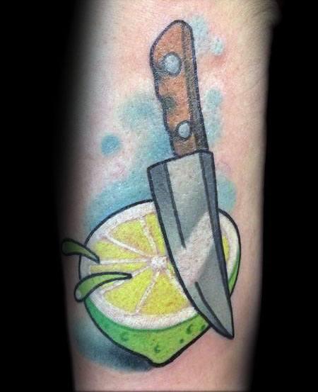 Lime Tattoos For Men