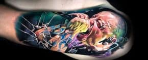 70 Linkin Park Tattoo Ideas For Men – Rock Band Designs