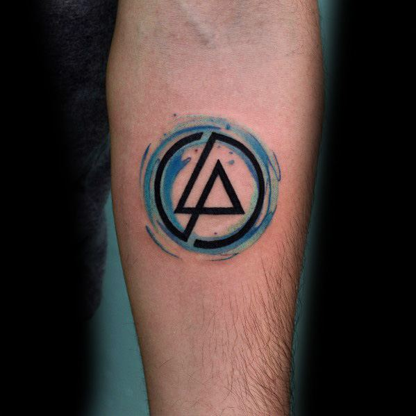 70 Linkin Park Tattoo Ideas For Men Rock Band Designs