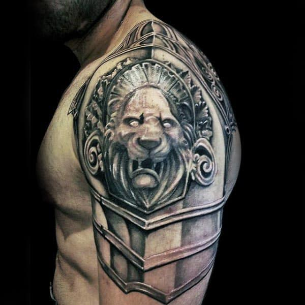 Image Result For Lion Tattoo In Easy