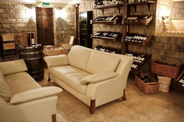 Liquor Store Unfinished Basement Ideas
