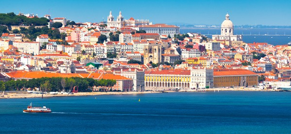 Lisbon Portugal Beautiful Cities