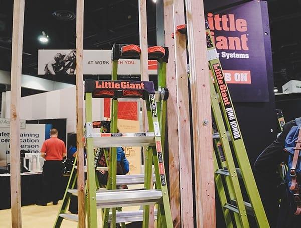 Little Giant Ladder 2019 Nahb Show Las Vegas