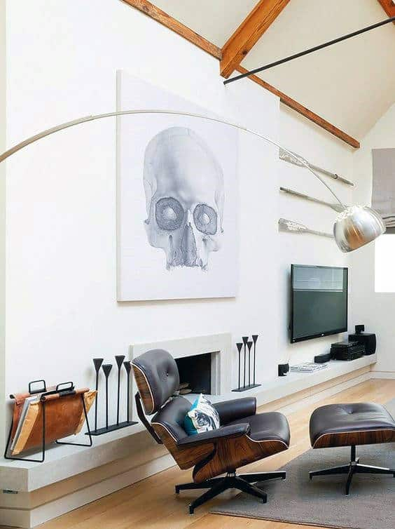 Living Room Apartment Decorating Ideas For Men