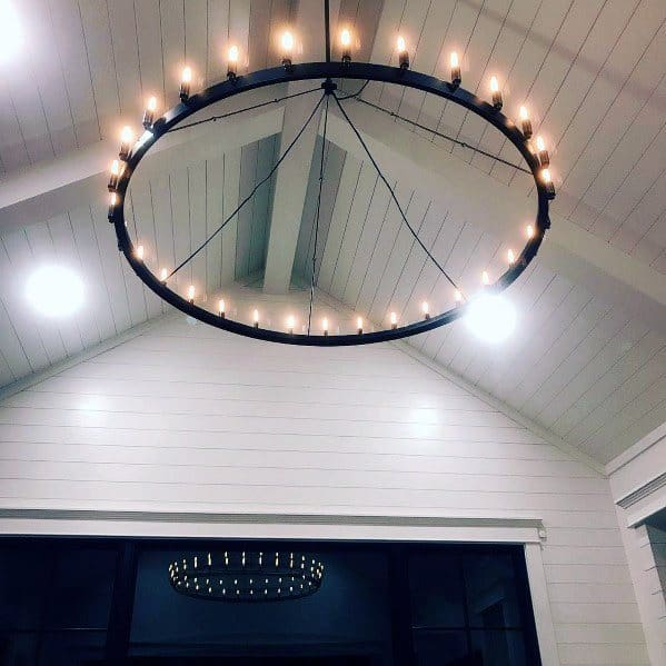 Living Room Ceiling And Walls Design Ideas Shiplap