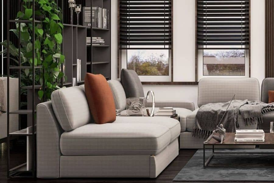 The Top 75 Grey Living Room Ideas – Interior Home and Design