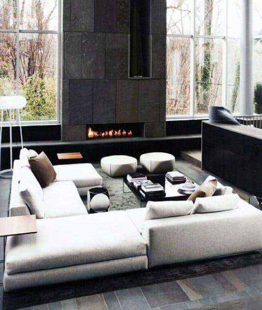 Living Room Decorating For Men