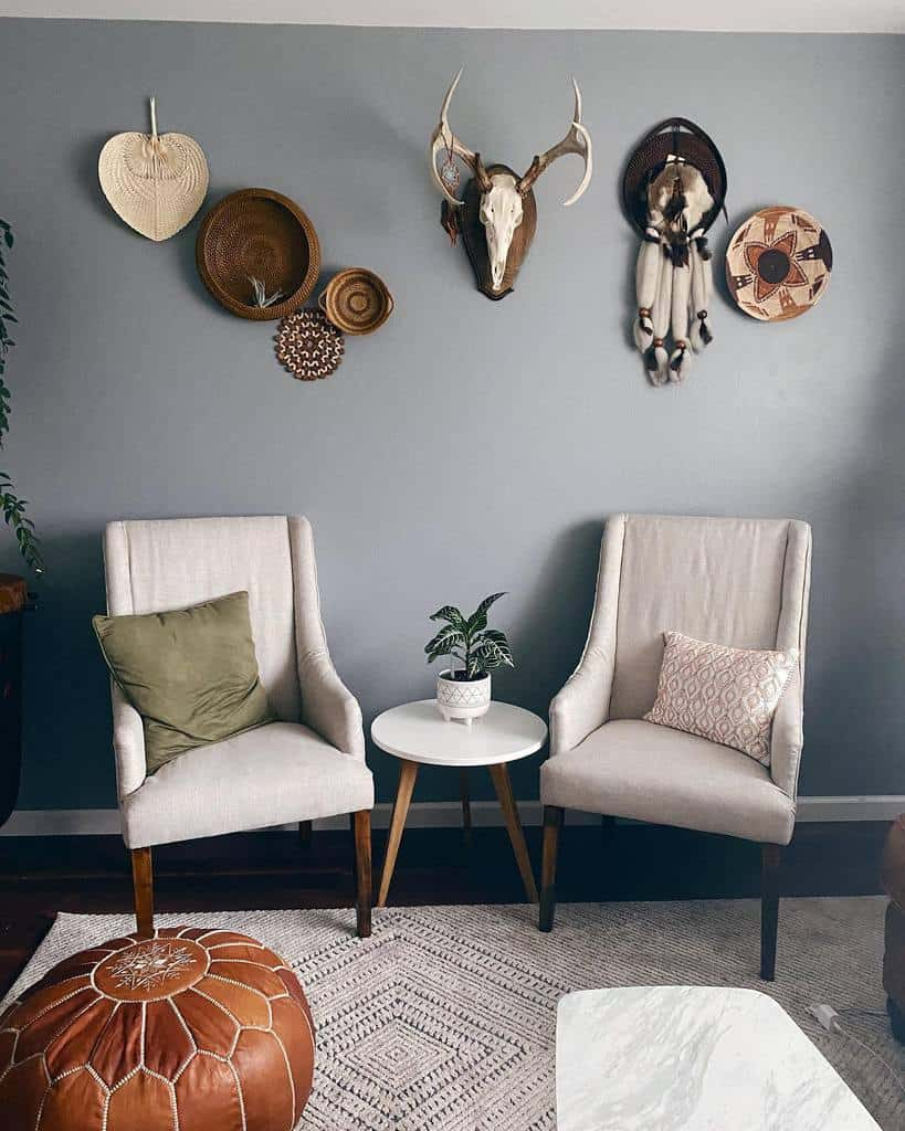 living room diy wall decor ideas therese_inspires