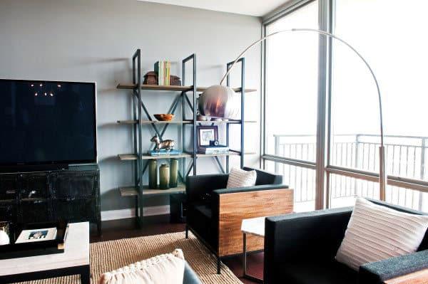 Living Room Home Decor For Men