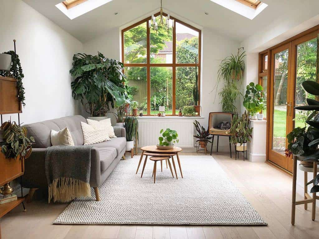 living room indoor garden bamaluzhome