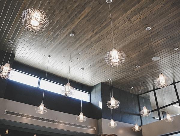 Living Room Interior Ceiling Lighting Design New American Home 2019