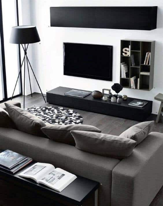 Ideas About Single Man Living Room Design Free Home Designs