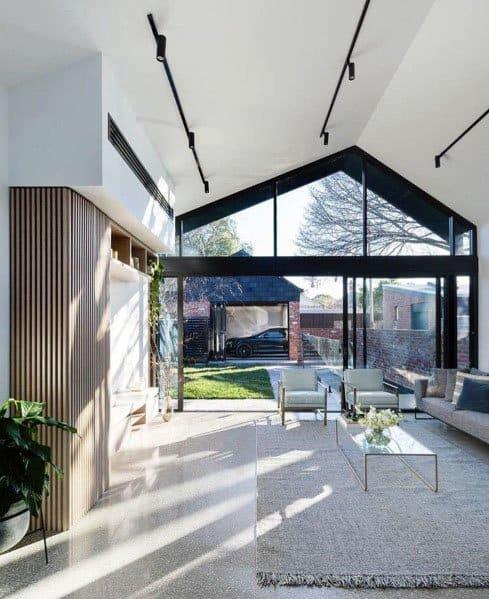 Living Room Luxury Track Lighting Ideas