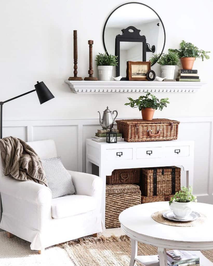Living Room Modern Farmhouse Decor 2 Freshfarmhousefeels