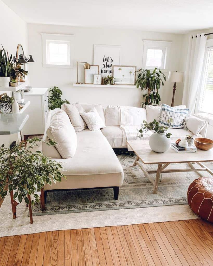 Living Room Modern Farmhouse Decor 2 The.beautyrevival