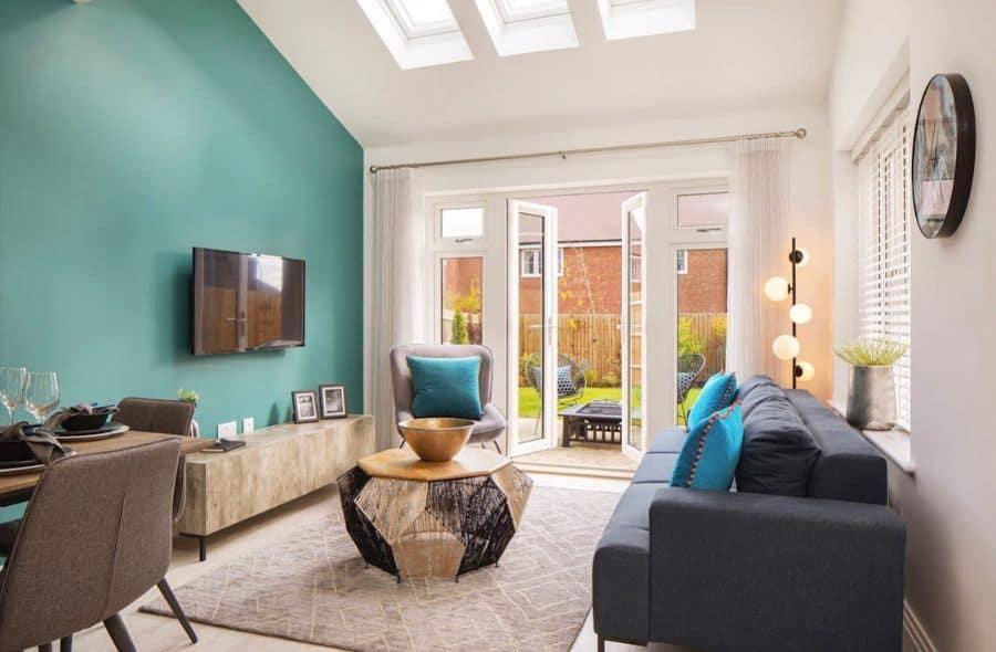 Living Room Organization Ideas