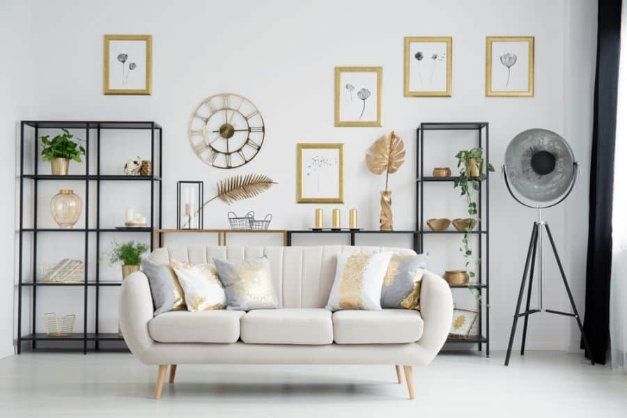 Living Room Picture Wall Ideas 1