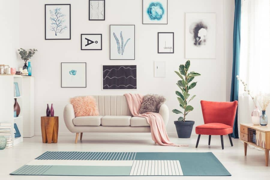 Living Room Picture Wall Ideas 2