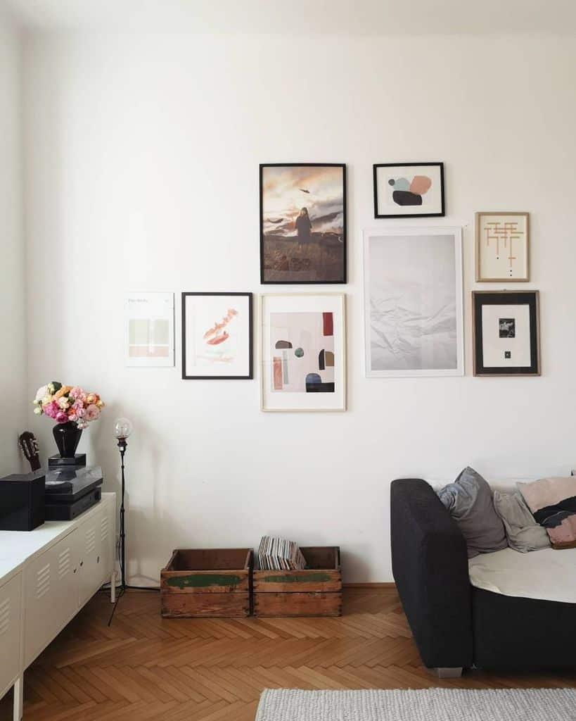 Living Room Picture Wall Ideas Lenzkipopenski