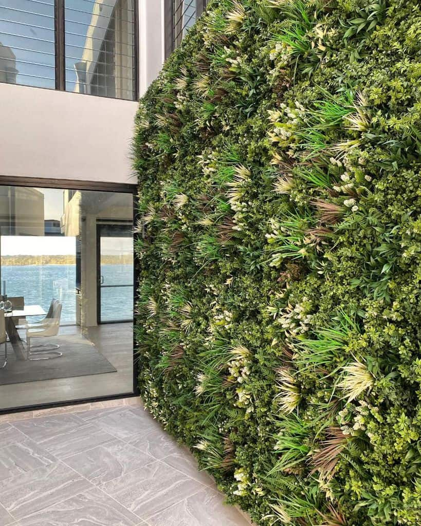 living wall vertical garden ideas luxegreenerywalls
