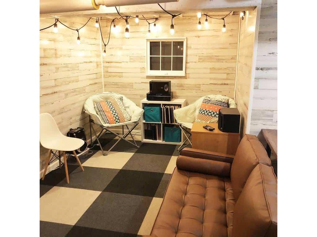 livingroom small basement ideas greenrhinodesign
